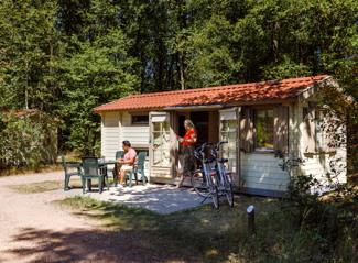 Camping-chalet de Avondster