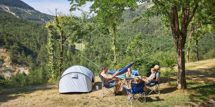 Vakantiepark in Castellane