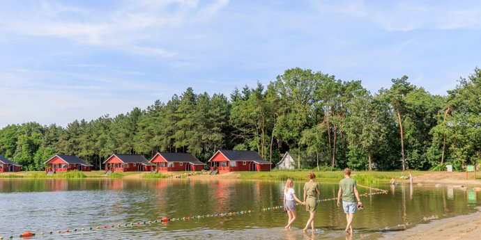 Hippe Water lodges