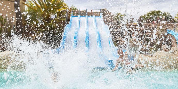 Campings met zwembad in Frankrijk