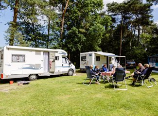 RCN Zeewolde | Emplacement camping-car