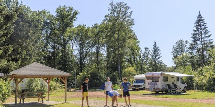 Camperplaats RCN de Roggeberg