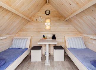 Campinghütte 't Gorsje