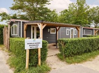 Mobile home Noordzee