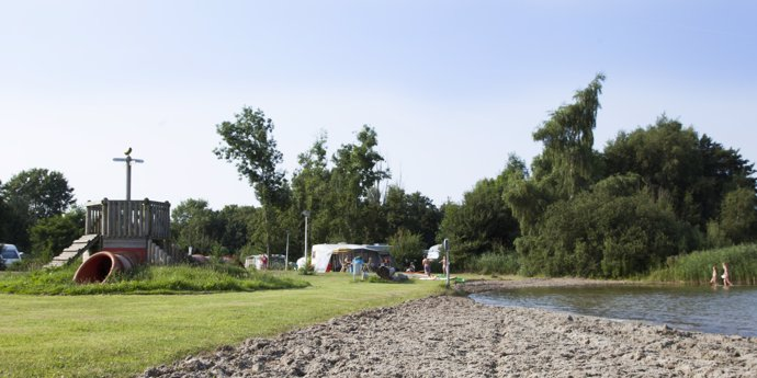 Camping in Flevoland
