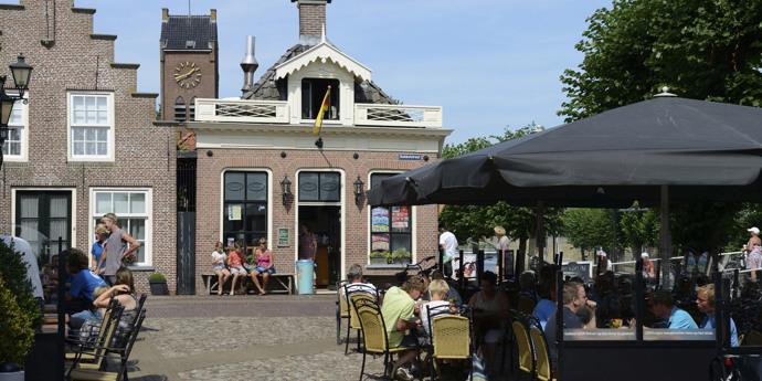 Friesland's cultural-historical heritage