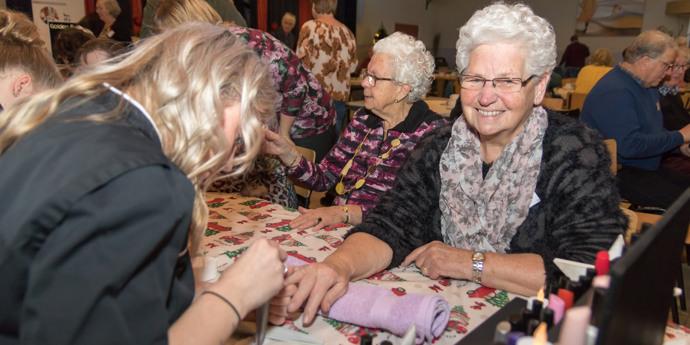Séjour mid-week pour les personnes âgées