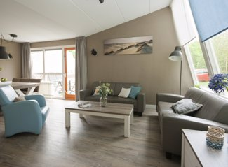 Wheelchair accessible Bungalow Flakkee