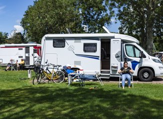 RCN de Potten | Camper Stellplatz