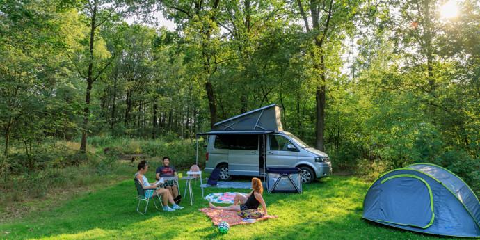 Offre de camping