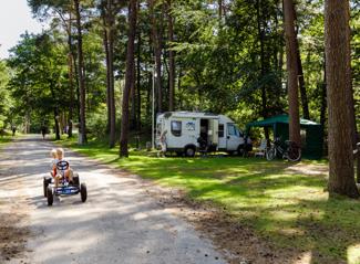 RCN het Grote Bos | Comfort Camper pitch