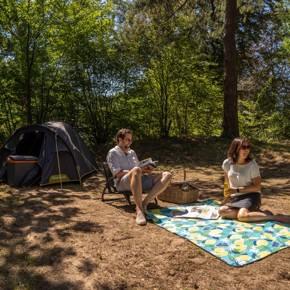 RCN-de-Noordster-vakantiepark-in-Dwingeloo-mensen-kamperen-in-tent-op-grasveld (5)