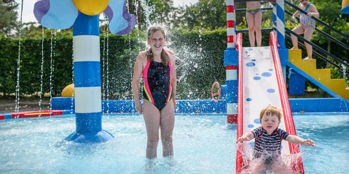 Campings met zwembad in Drenthe