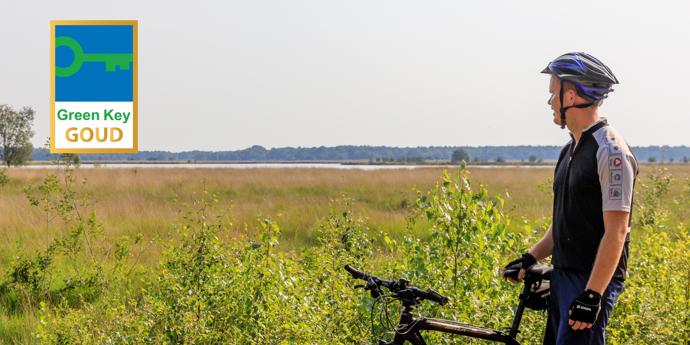 Green Key Goud | RCN de Noordster