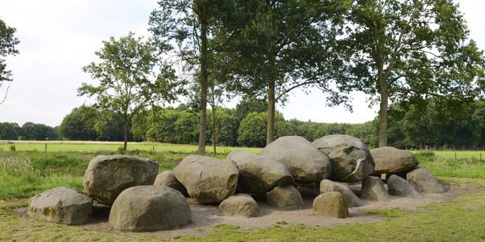 Visit the monumental village of Orvelte
