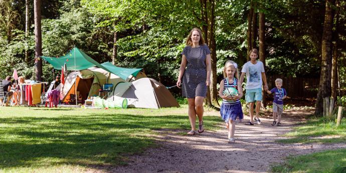 Camping über Pfingsten