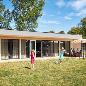RCN-de-Schotsman-Vakantiepark-in-Kamperland-accommodatie- Bungalow de Jutter