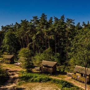 RCN-de-Noordster-vakantiepark-in-Dwingeloo-luchtfoto-boshut-de-Noordster (7)