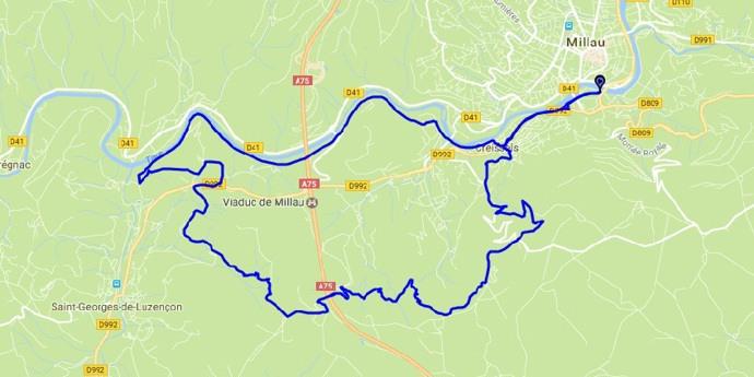 Viaduc et Causse du Larzac