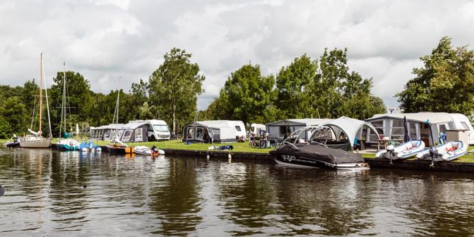 Last Minute Urlaub in Holland am Wasser
