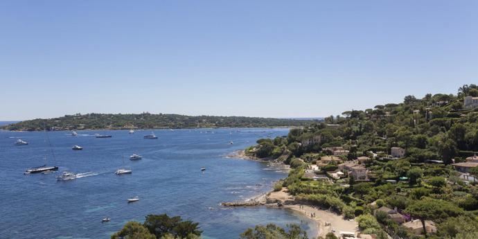 Vakantiepark aan de Côte d'Azur