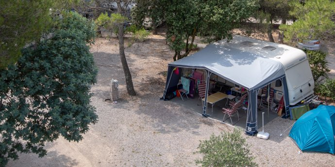 Last minute campings in de Provence