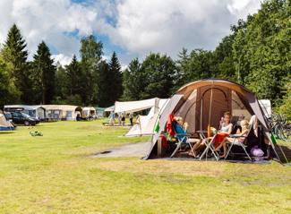 RCN de Roggeberg | Kampeerplaats