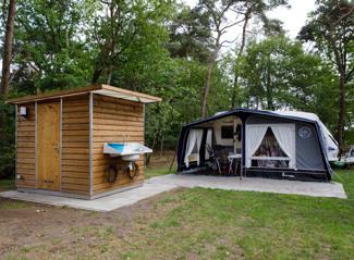 RCN le Moulin de la Pique | Komfort-Campingplatz mit privater Sanitäranlage