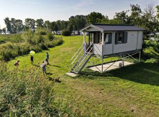 Campingchalet Sneekermeer