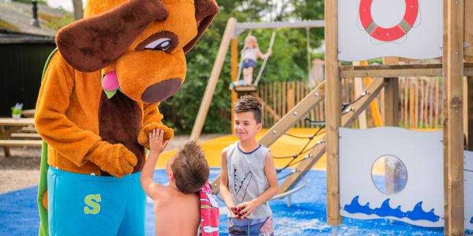 Kindvriendelijke camping Zuid Holland