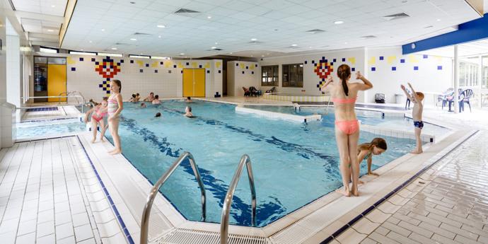 Campings met zwembad in Brabant