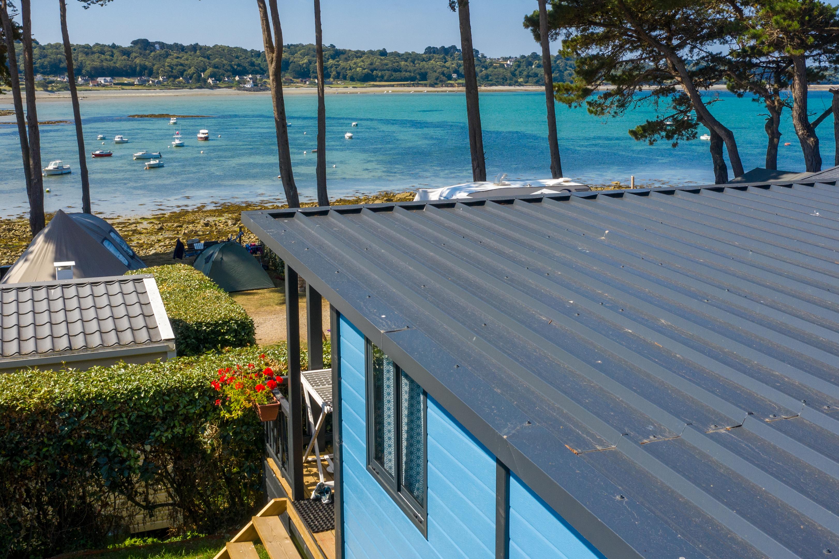Camping Port L'Epine Bungalowtent huren | Rent a Tent