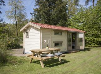 Camping-chalet de Klapekster
