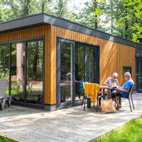 RCN-het-Grote-Bos-vakantiepark-Utrechtse-Heuvelrug-bungalow-Doornveld