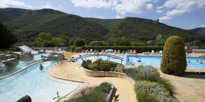 Vakantiepark in Aveyron