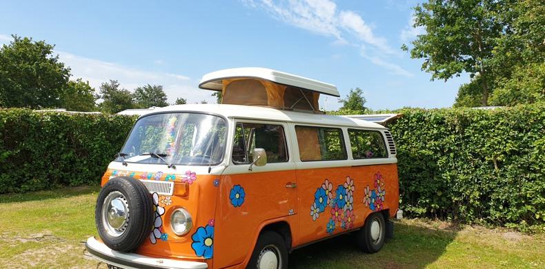 RCN Toppershoedje -camperbusje -  Foto van gast1