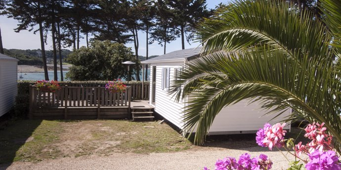 Vakantiepark in Bretagne