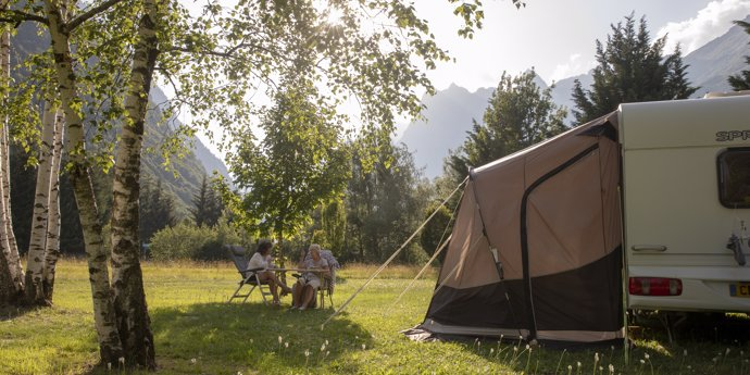 Avantage camping longue durée