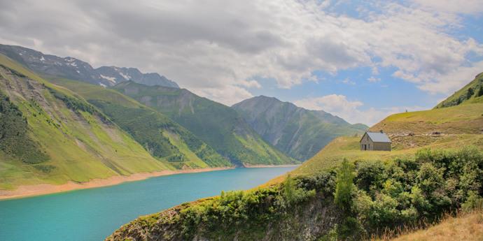 Kamperen  Alpe d'Huez